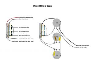 Fender Strat Wiring Diagram 5 Way Switch - Wiring Diagram for Fender Stratocaster 5 Way Switch Save Wiring Diagram Fender Strat 5 Way Switch 18a