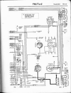 Ford F150 Engine Wiring Harness Diagram - F250 Engine Diagram New Wire Diagram for 1965 T Bird Free Wiring Diagrams 3f