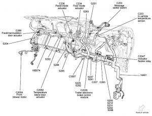 Ford F150 Engine Wiring Harness Diagram - ford F 150 Wiring Harness Diagram Throughout 10q