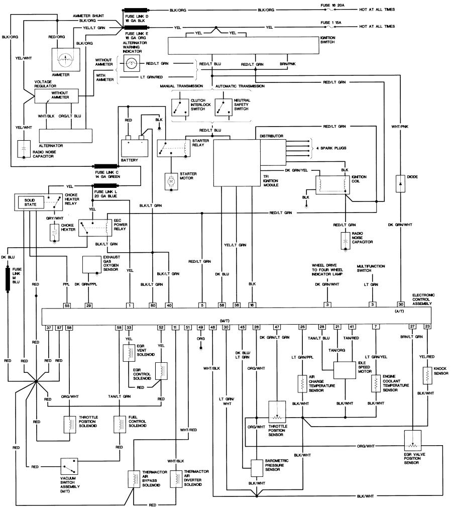 Ford F 250 Wiring Diagram - Wiring Diagram