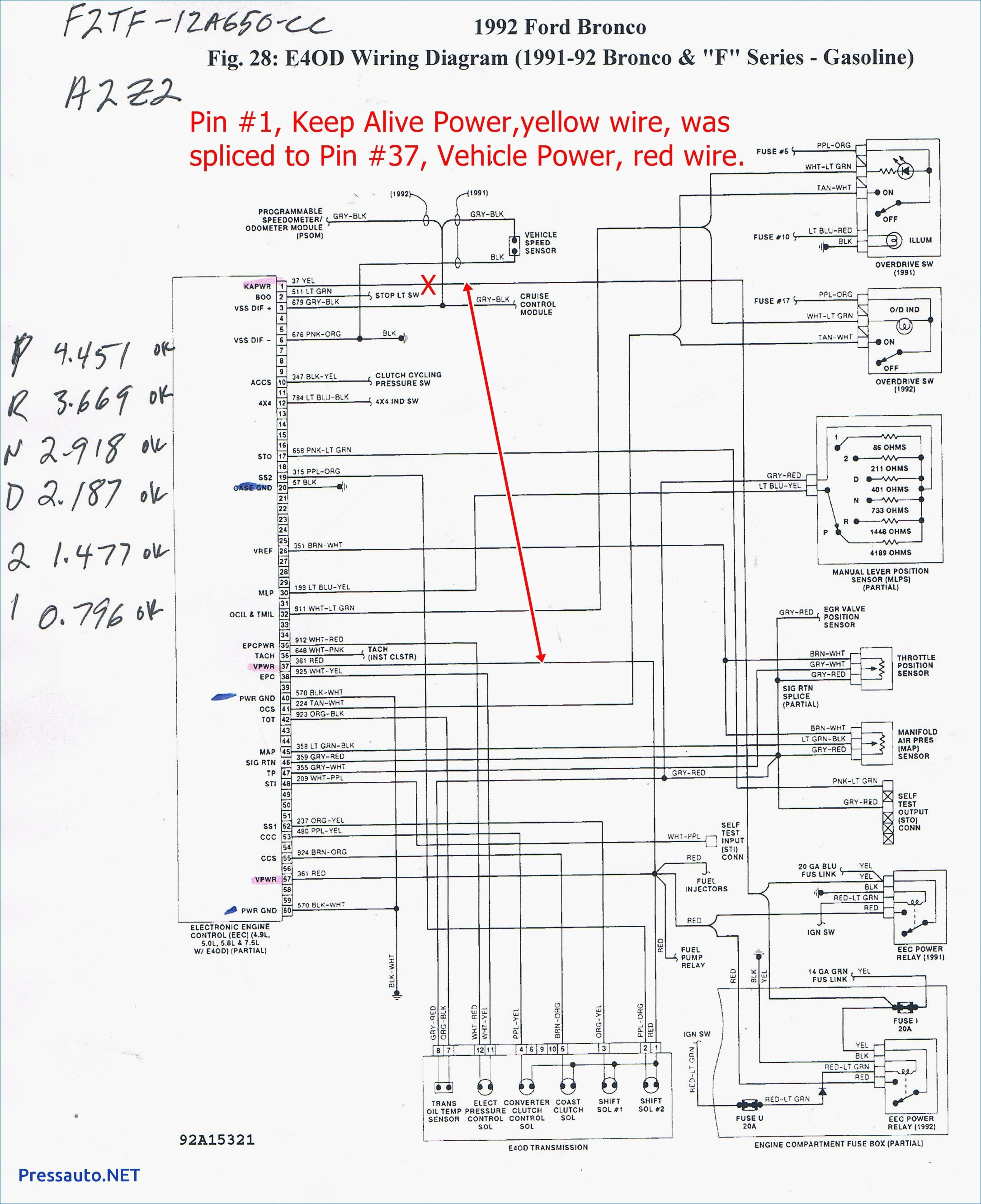 Ford F550 Pto Wiring Diagram Download