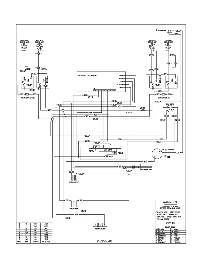 Frigidaire Dryer Wiring Diagram Gallery