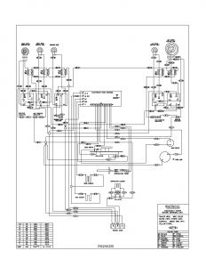 Frigidaire Electric Range Wiring Diagram - Wiring Diagram for Electric Stove Valid Electric Stove Wiring Diagram Lovely Cool Baking Oven Inside Range 8t
