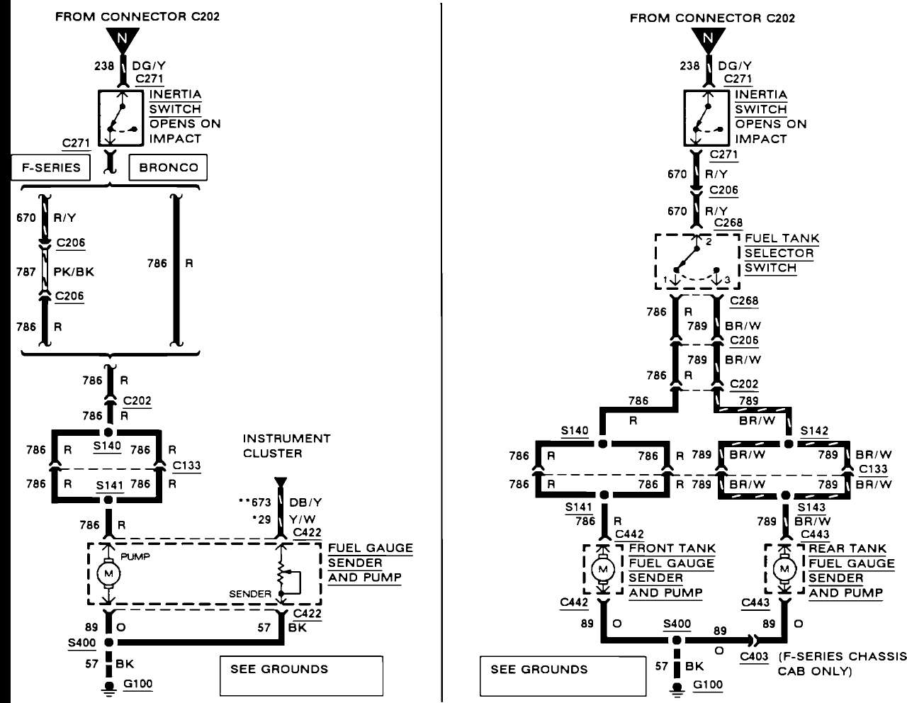 1988 F150 Fuel Pump Wiring Diagram