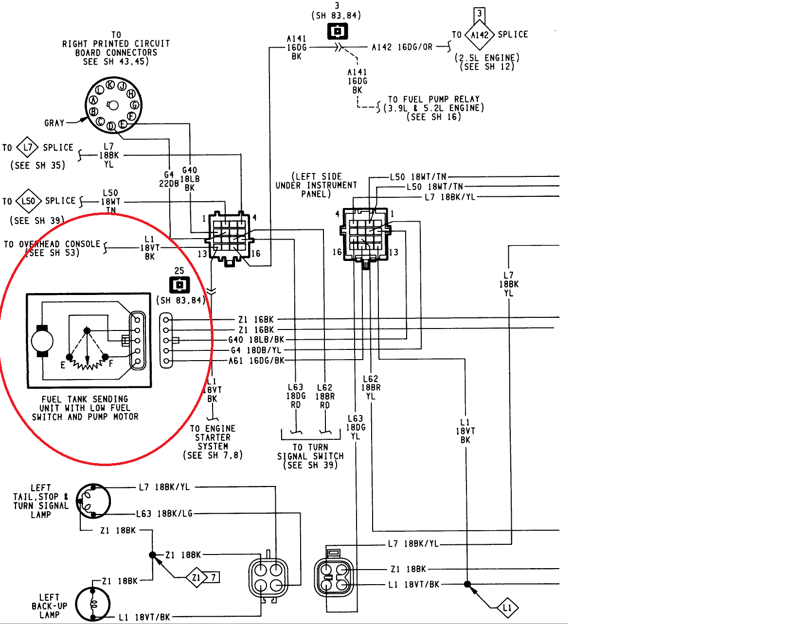 fuel transfer pump wiring diagram Collection-Fuel Gauge Wiring Diagram 15-d