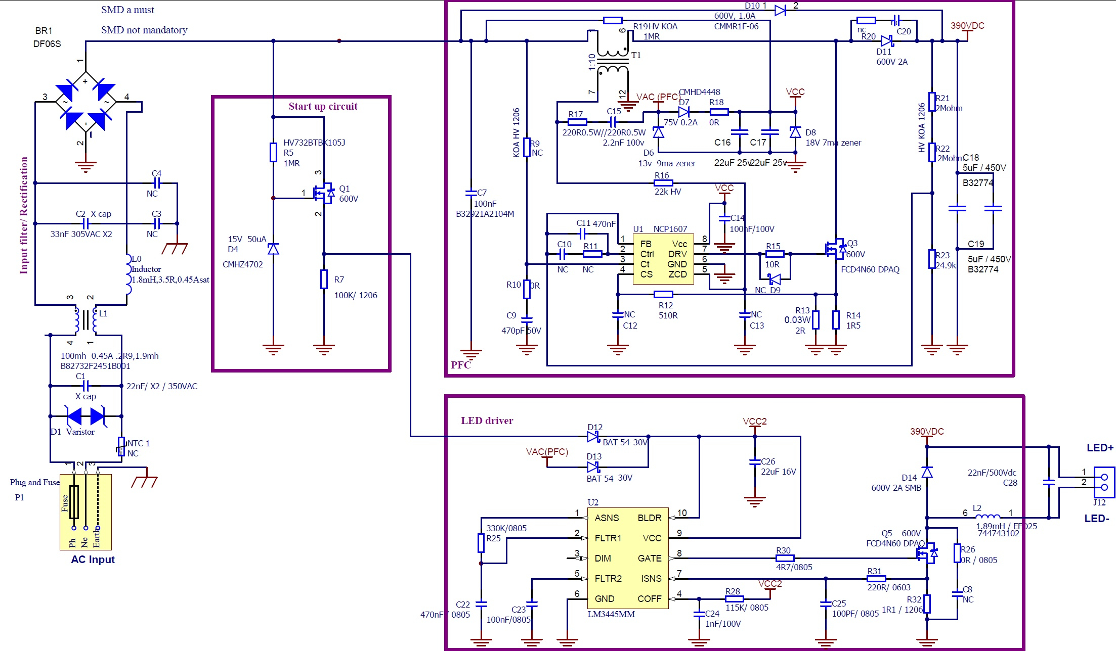 Fulham Workhorse Wh5 120 L Wiring Diagram Collection