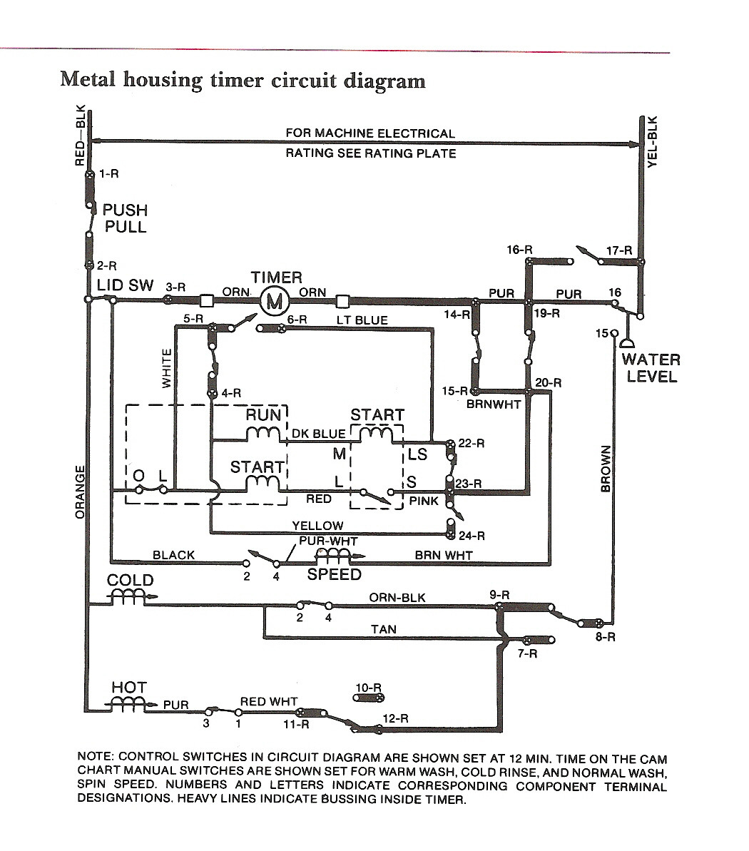 Ge Wiring Schematic on