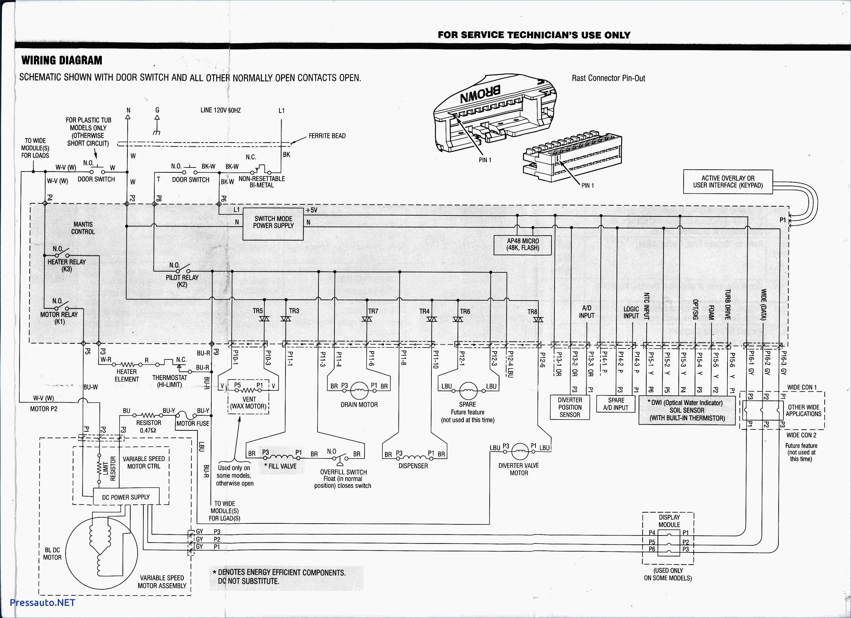 Ge Dryer Wiring Diagram Collection
