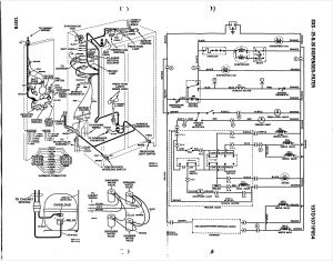 Ge Dryer Wiring Diagram - Wiring Diagram Appliance Dryer Fresh Amana Dryer Wiring Diagram New Ge Refrigerator Also 1d