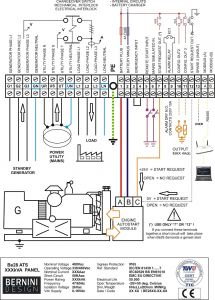 Generac 6333 Wiring Diagram - Portable Generator Transfer Switch Wiring Diagram for Manual Generac 3p