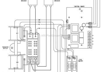 Generac Generator Wiring Diagram - Generac Generator Transfer Switch Wiring Diagram Generac Transfer Switch Wiring Diagram Gif Extraordinary Throughout 16a