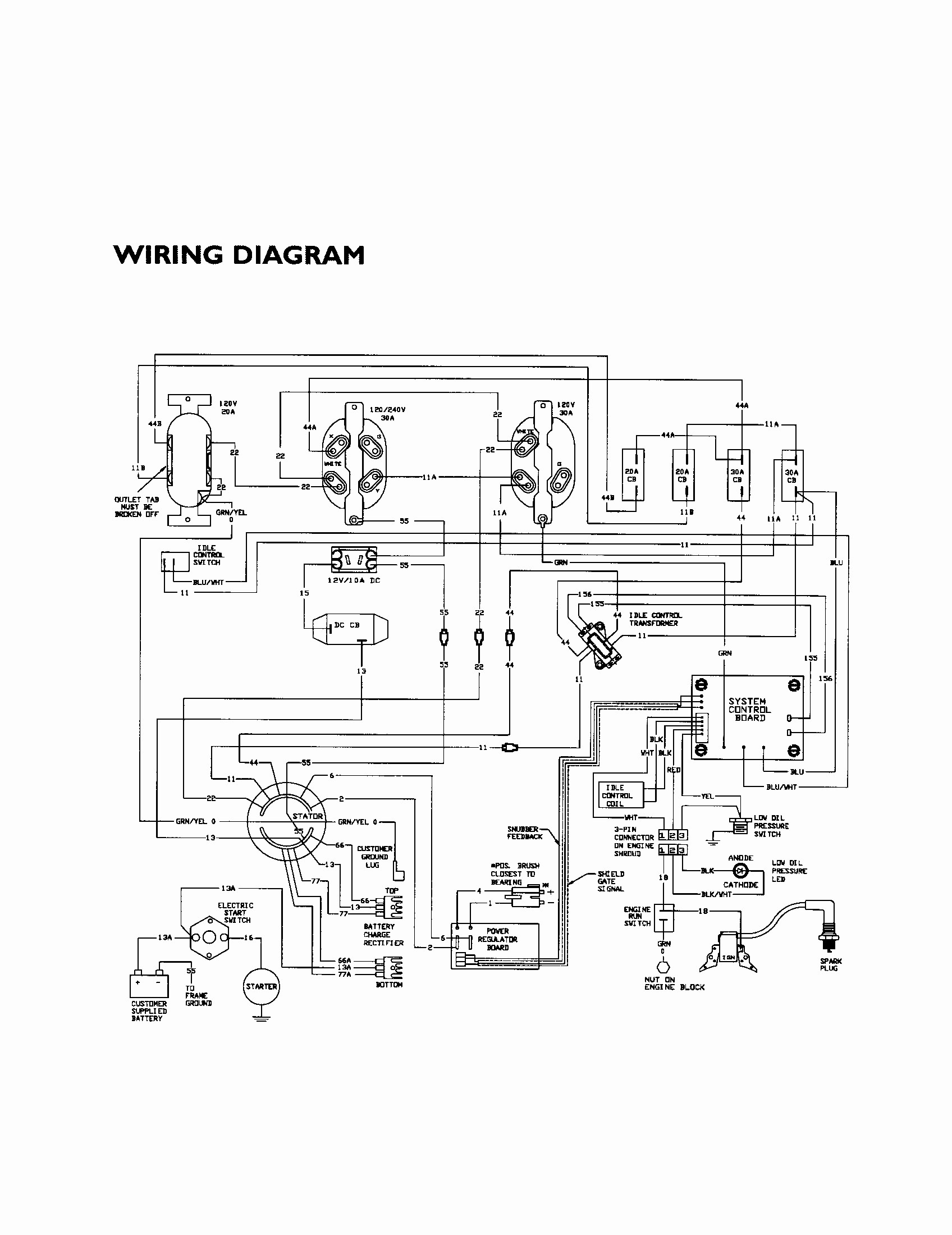 Diagram Portable Generator Transfer Switch Wiring Diagram Gallery