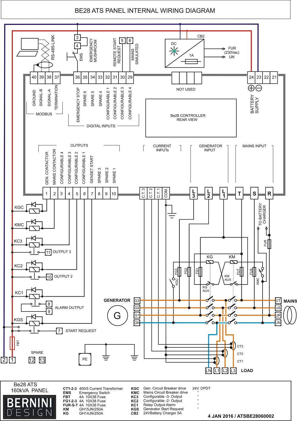 Generac Gp17500e Wiring Diagram Download