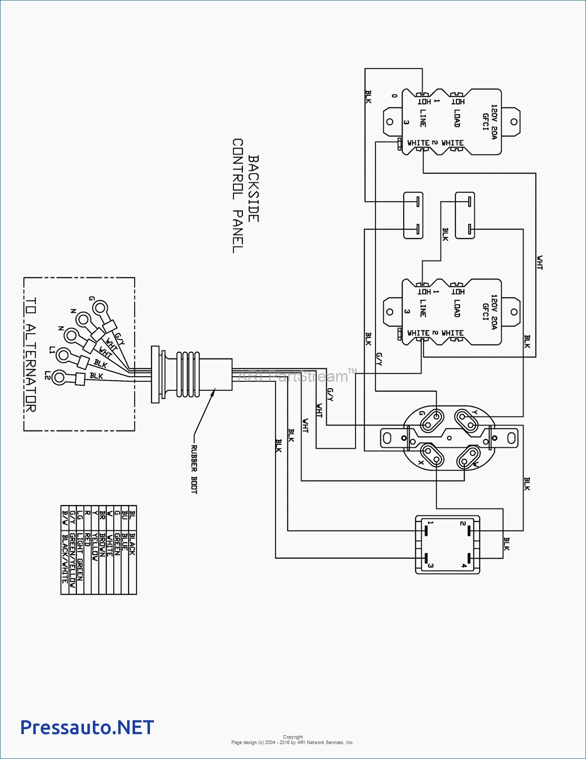 Generac Gp7500e    Wiring       Diagram    Download
