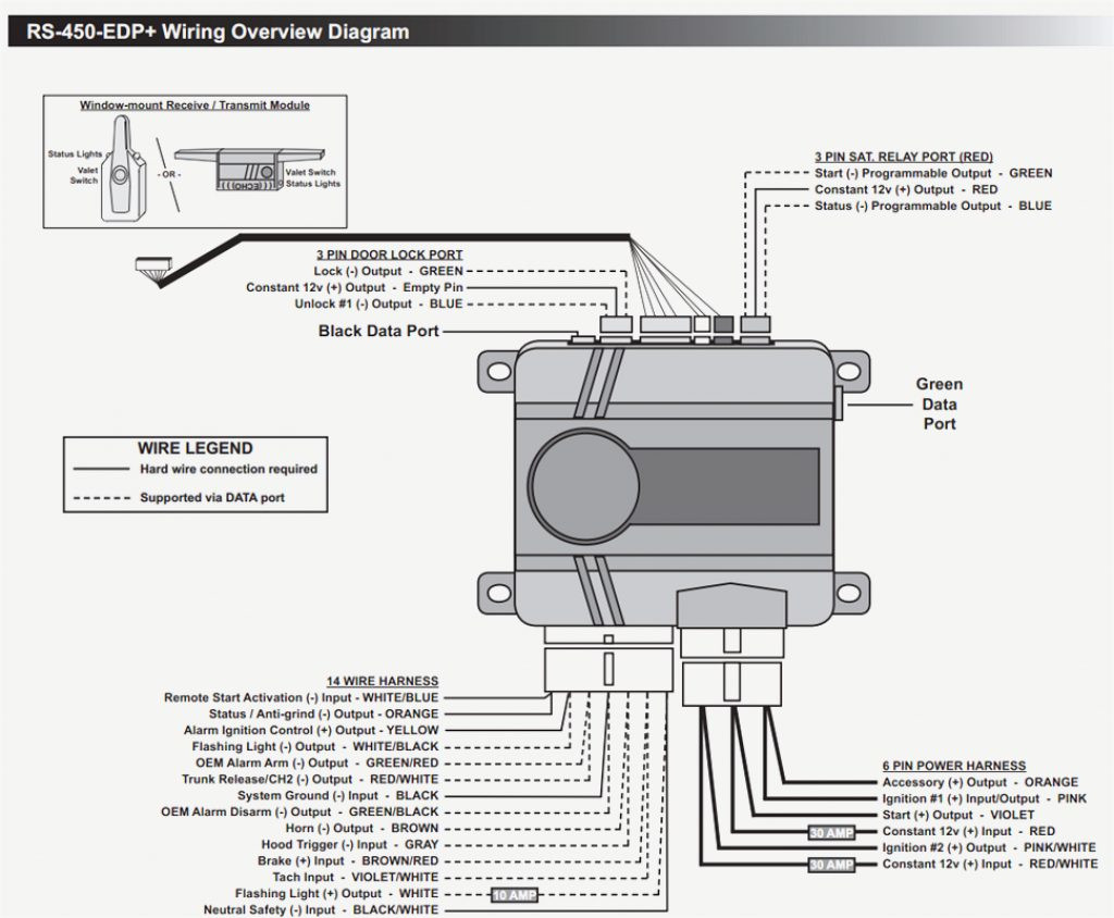 Viper Remote Wiring Diagram