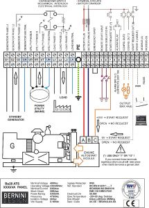 Generac Smart Switch Wiring Diagram - Generac Generator Transfer Switch Wiring Diagram Generac Battery Charger Wiring Diagram Awesome Generac Automatic Transfer 12f