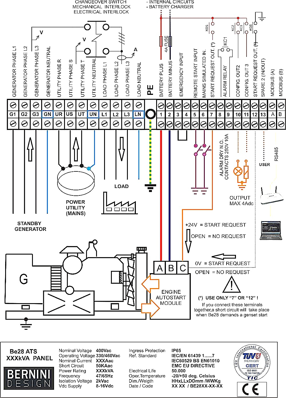 Generac Smart Switch Wiring Diagram Collection