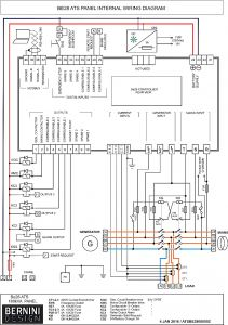 Generac whole House Transfer Switch Wiring Diagram - Generac Automatic Transfer Switch Wiring Diagram Simple Design Between solargenerator and 1j