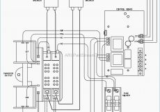 Generator Transfer Switch Wiring Diagram - whole House Transfer Switch Wiring Diagram Beautiful Generator Manual Transfer Switch Wiring Diagram 5t