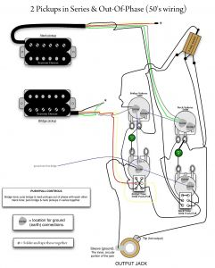 Gibson 57 Classic 4 Conductor Wiring Diagram - Wiring Diagrams for Gibson Guitars Refrence Wiring Schematic for Rh Kobecityinfo Gibson Guitar Pickup Wiring 7d