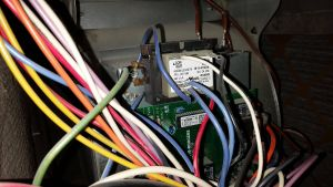 Gmp075 3 Wiring Diagram - Add C Wire for thermostat to Goodman Furnace Home Improvement Striking Wiring 20e