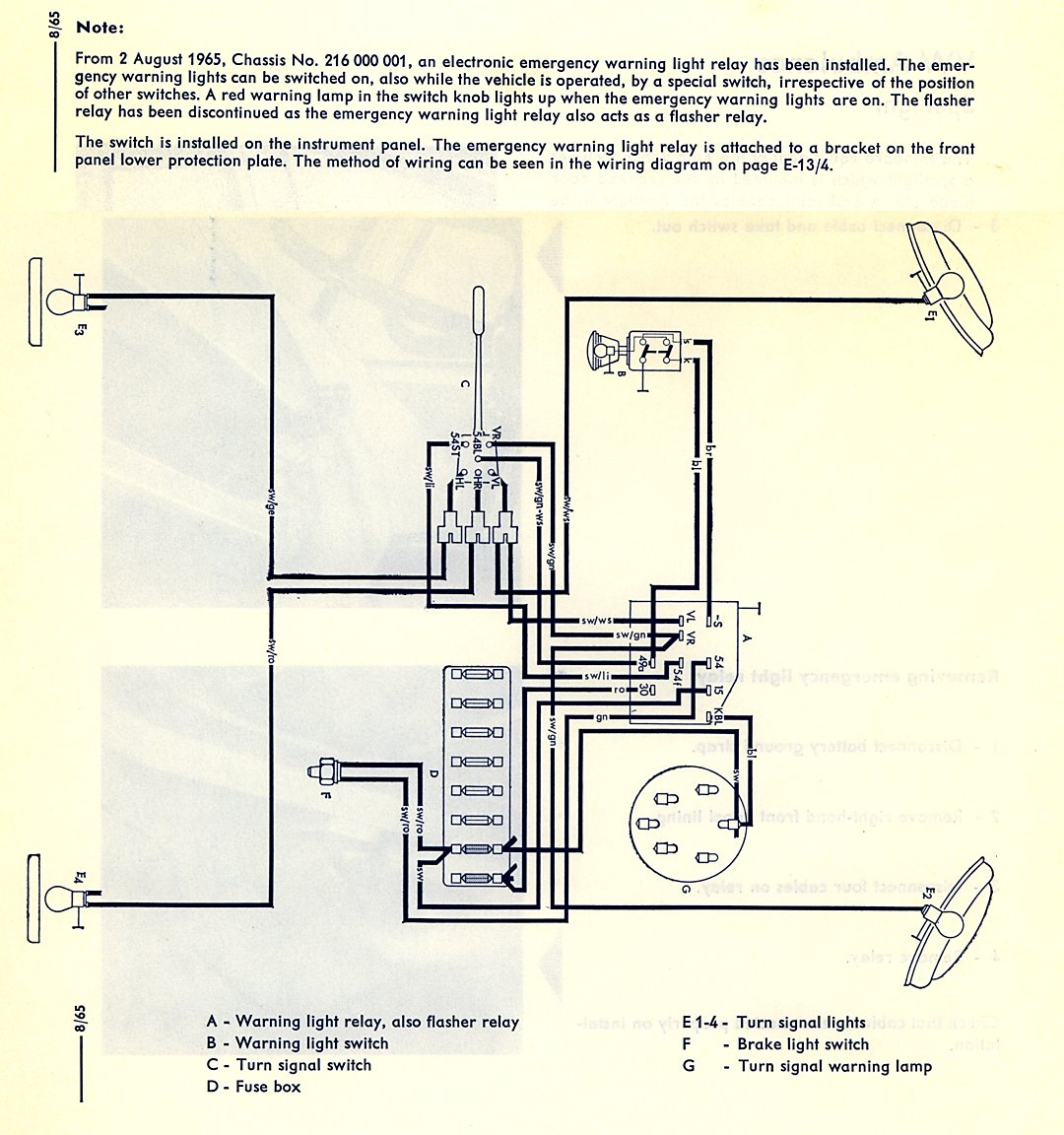 go light wiring diagram Collection-Go Light Wiring Diagram New thesamba Type 2 Wiring Diagrams 9-l