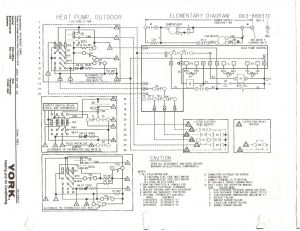 Goodman Air Handler Wiring Diagram - Goodman Air Handler thermostat Wiring 13p