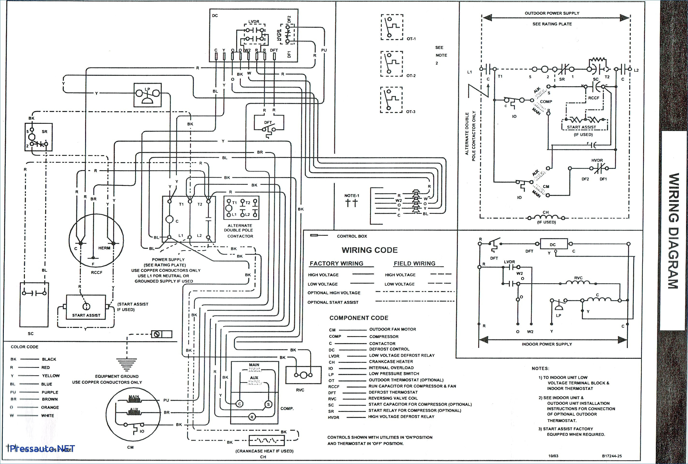 Goodman Ar36 1 Wiring Diagram from wholefoodsonabudget.com