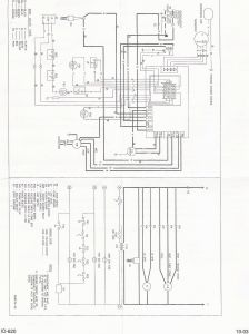 Goodman Heat Pump Package Unit Wiring Diagram - Payne Package Unit Wiring Diagram Inspirational Goodman Heat Pumps 9b