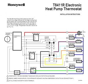 Goodman Heat Pump thermostat Wiring Diagram - Goodman Heat Pump thermostat Wiring Diagram Gimnazijabp Me and 17g