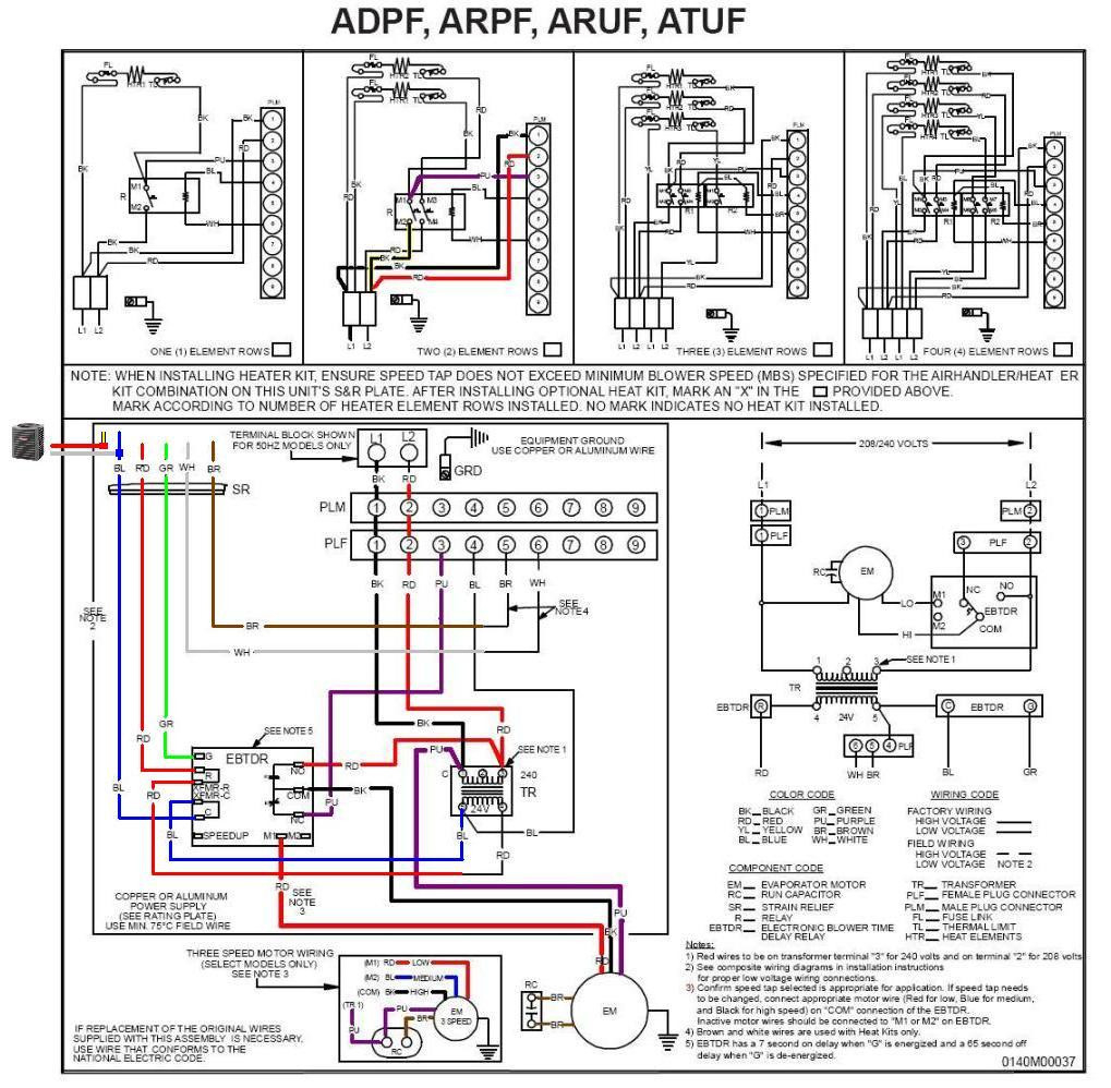 Goodman Heat Pump Package Unit Wiring Diagram from wholefoodsonabudget.com