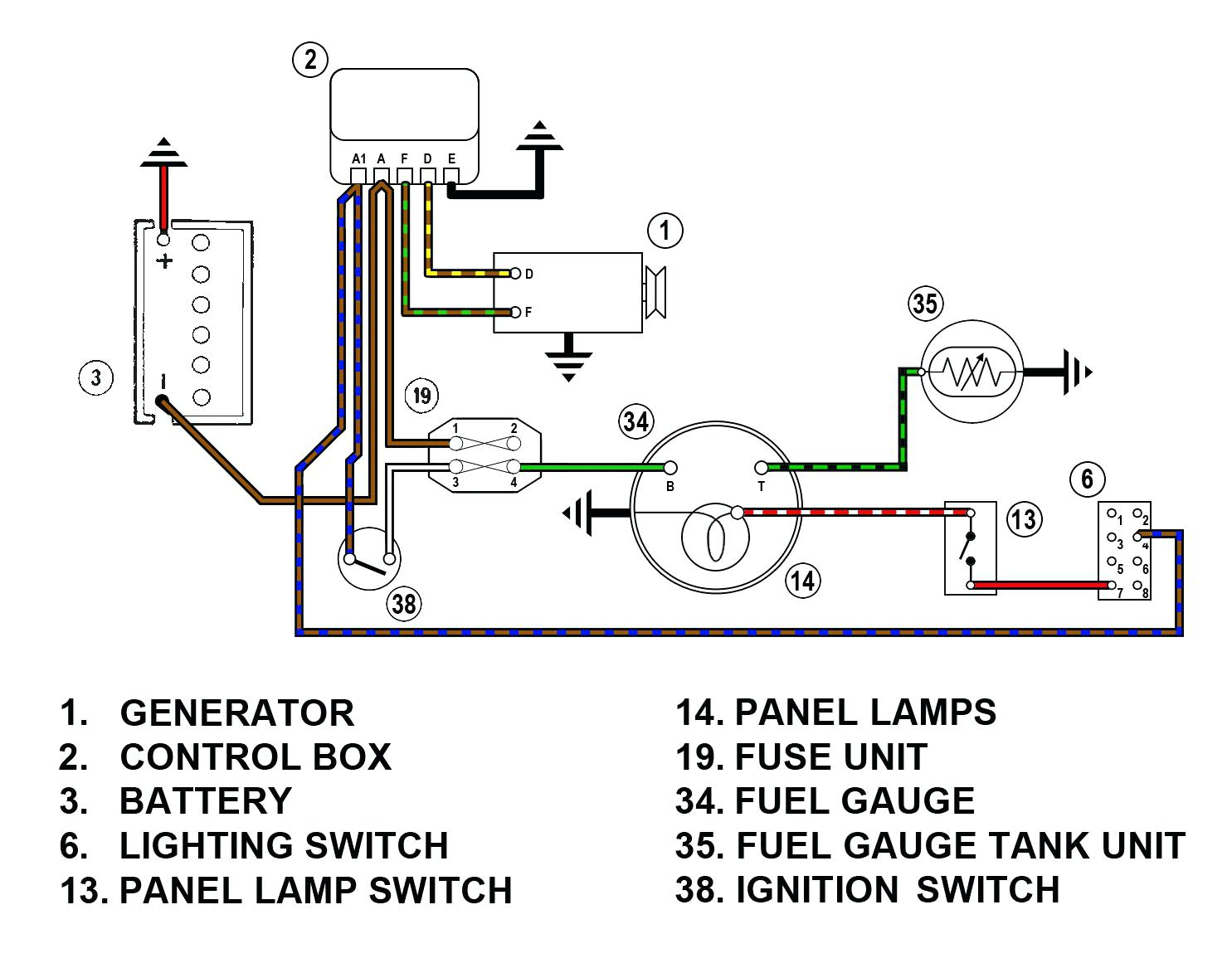 Wiring Diagram For Gooseneck Trailer from wholefoodsonabudget.com