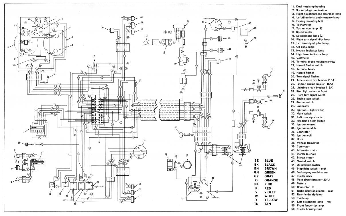 harley davidson trailer wiring diagram Collection-Harley Davidson Wiring Diagram View For Pleasing Wilson Diagrams 18-e