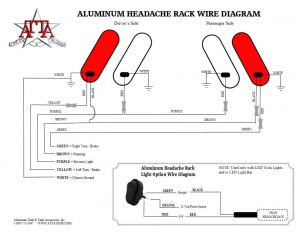 Headache Rack Wiring Diagram - Free Wiring Diagram Trailer Tail Light Wiring Diagram Small 5 Pin Plug New Din 12h