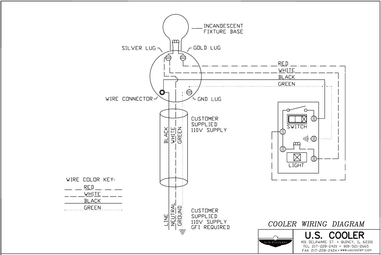 Heatcraft Walk In Cooler Wiring Diagram Download