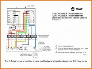 Heating and Cooling thermostat Wiring Diagram - 4 Wire thermostat Wiring Diagram Download Honeywell Lyric T5 Wiring Diagram Fresh Lyric T5 thermostat 1k