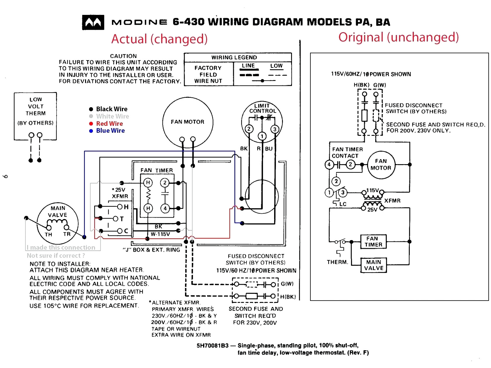 honeywell fan limit switch wiring diagram Collection-Ceiling Fan Installation Red Wire Luxury Honeywell Fan Limit Switch Wiring Diagram App A Light Control 2-l