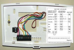 Honeywell Manual thermostat Wiring Diagram - Honeywell thermostat Th3110d1008 Wiring Diagram Fresh Honeywell Honeywell thermostat Wiring Diagram Download 5p