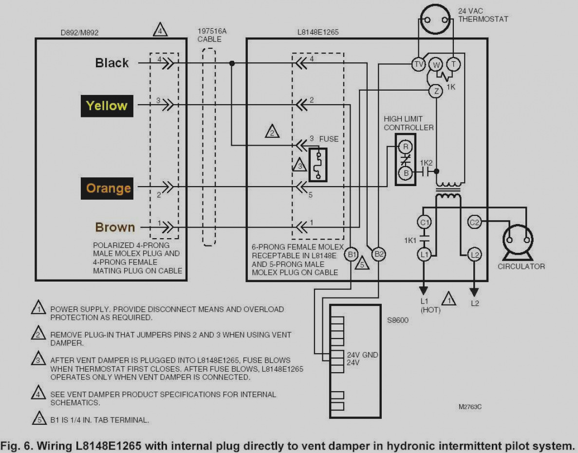 Honeywell Rth3100c1002 To A Wiring Diagram Gallery