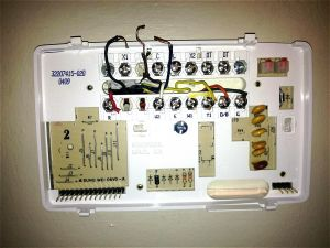 Honeywell thermostat Th3110d1008 Wiring Diagram - Honeywell thermostat Th3110d1008 Wiring Diagram Best Honeywell Rth221b Basic Programmable thermostat Wiring Diagram for 3a