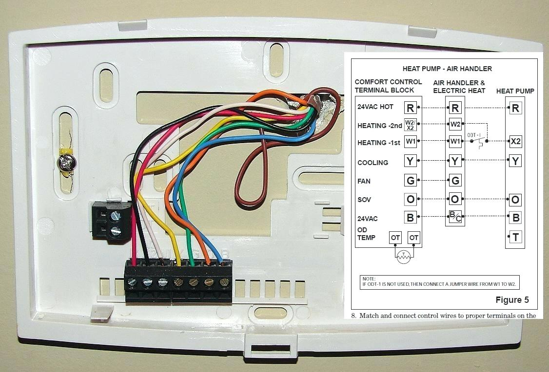honeywell thermostat th3110d1008 wiring diagram Download-Honeywell thermostat Th3110d1008 Wiring Diagram Fresh Honeywell Honeywell thermostat Wiring Diagram Download 5-i