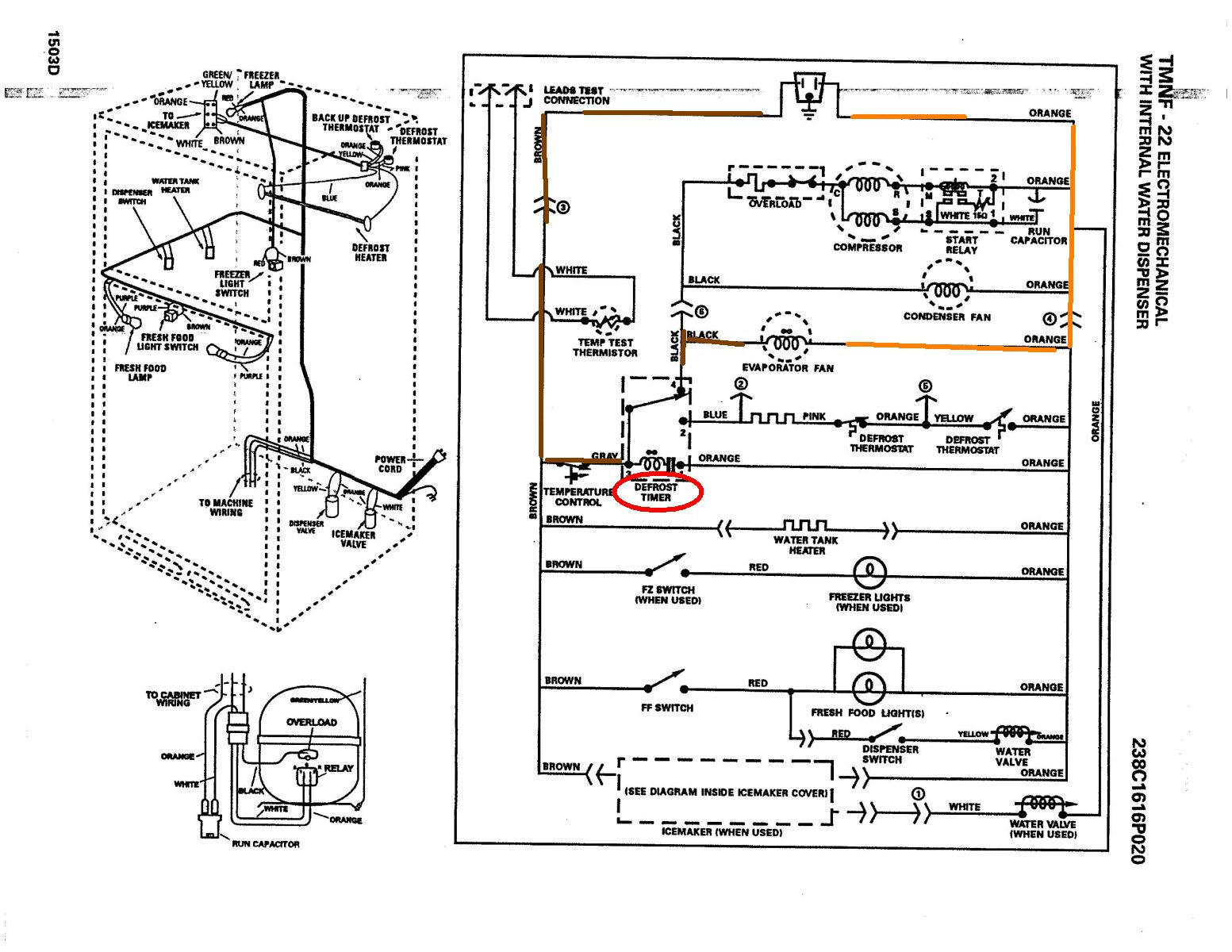Frigidaire Dryer Wiring Diagram from wholefoodsonabudget.com