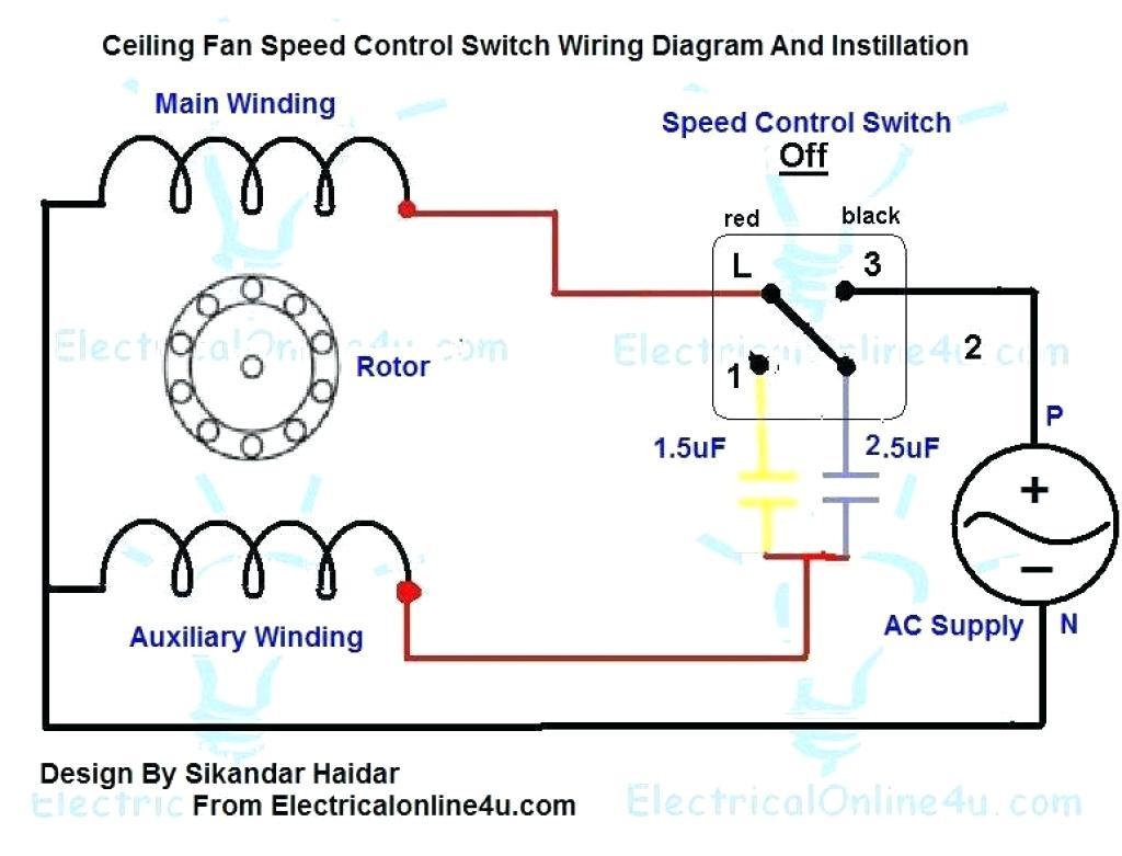 Hunter 3 Speed Fan Control And Light Dimmer Wiring Diagram Collection