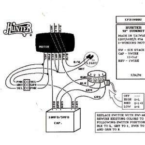 Hunter Ceiling Fan Pull Switch Wiring Diagram - Hunter Ceiling Fan Reverse Switch Wiring Diagram Http Ladysro and with Light 8j