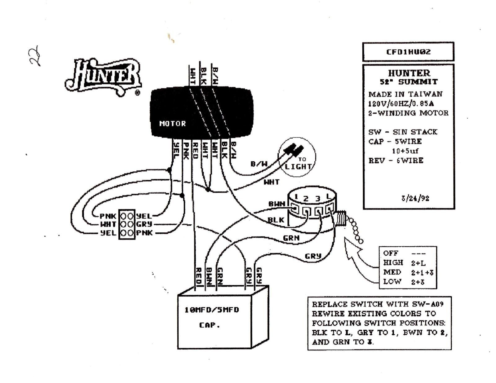 hunter ceiling fan wiring diagram Download-Wiring Diagram for A Ceiling Fan with Remote Control Best Hunter Ceiling Fan with Remote Wiring 9-f