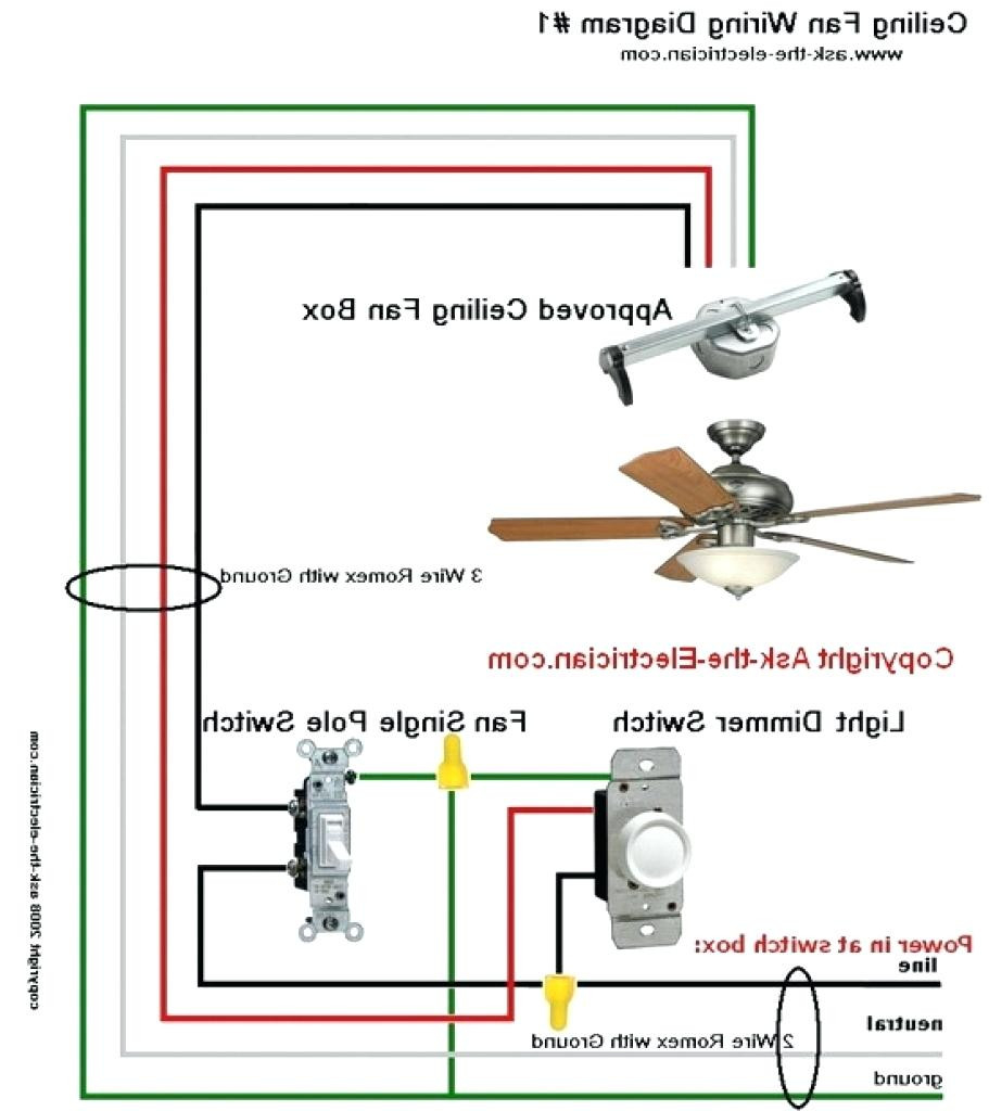 Hunter Fan Wiring Diagram Collection