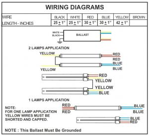 Icn 4p32 N Wiring Diagram - Ge 120 to 277 Adorable T8 Electronic Ballast Wiring Diagram Ripping Rh Natebird Me Ge T8 4c