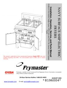 Imperial Deep Fryer Wiring Diagram - Imperial Deep Fryer Wiring Diagram Fresh Pitco Fryer Troubleshooting Manual Image Collections Free 12s