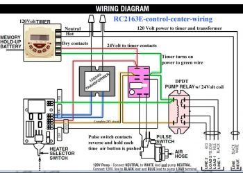 Intermatic Photocell Wiring Diagram - Lighting Contactor Wiring Diagram with Cell Rc2163e Control Center Intermatic Clock Timer Circuit T103 T104m 1280 11f