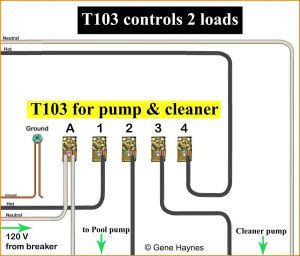 Intermatic Timer T104 Wiring Diagram - Waterheatertimer org How to Wire T104 Intermatic Timer Rh Healthyman Me 5q